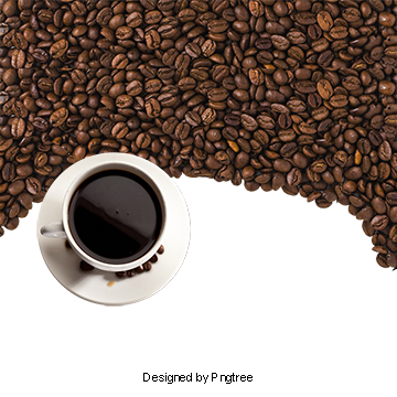 Vector Coffee Cup And Coffee Beans, Mug, Vector Coffee Cup