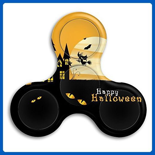 Cool Happy Halloween Festival Hand Spinner Finger Toy Fid