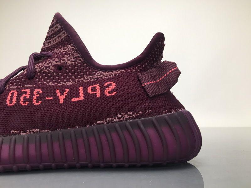 """f252711ef0f Adidas Yeezy Boost 350 V2 """"Red Night""""B37573 2"""