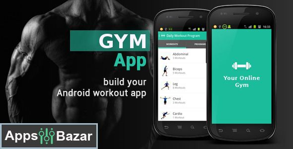 Gym app facilitates individual gym handle their gym's member requirements via their own gym app like diet plan, workout routines, promotion activities, new offer.