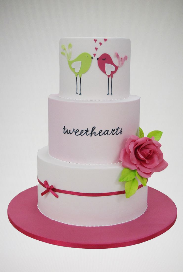 Tweethearts Love Cake