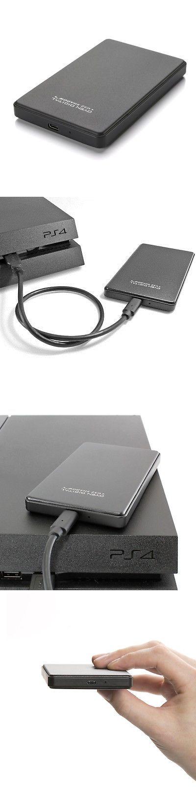 Hard Drives 171820: U32 Shadow 2Tb Usb 3 1 External Hard