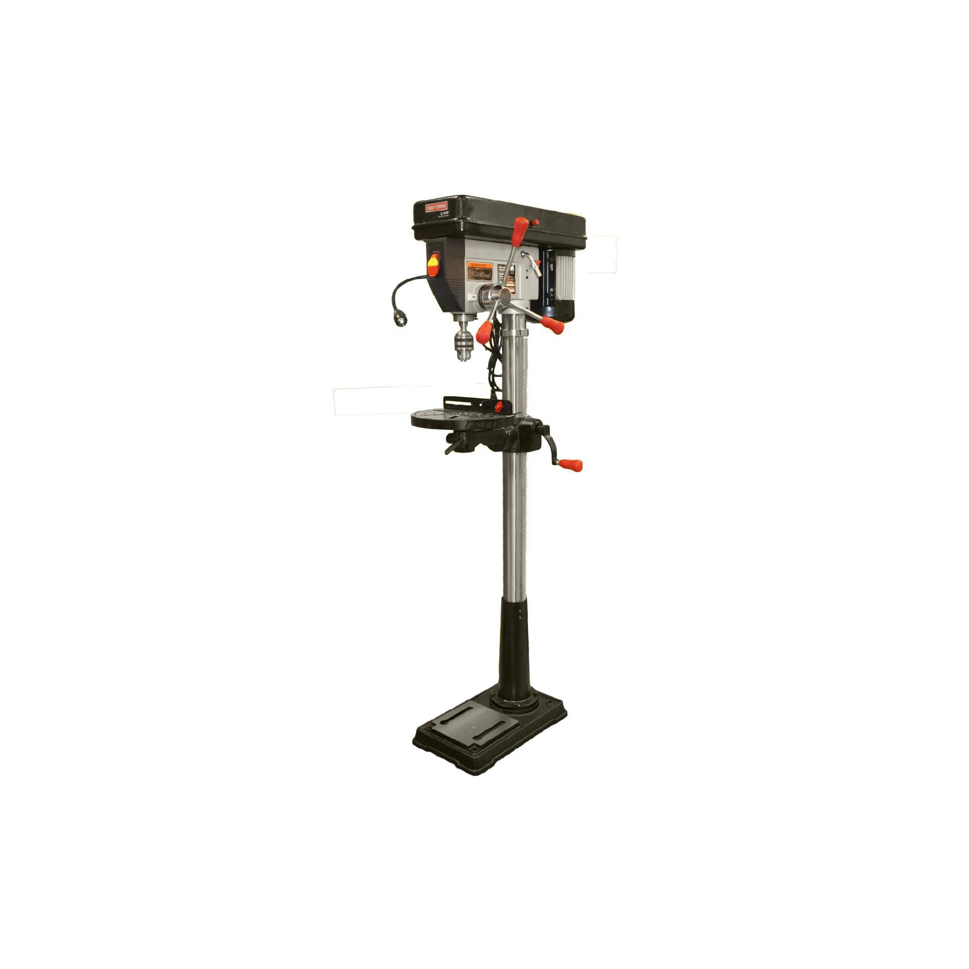 15 Drill Press With Laser And Led Light Power Your Way With Sears Led Lights Drill Press Craftsman