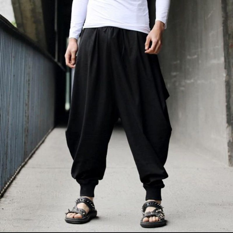 Clothing, Shoes & Accessories Smart Erc41 Gypsy Hippie Aladdin Baggy Genie Hammer Tribal Trouser Women Menpants The Latest Fashion