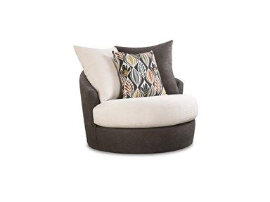 Shop For Corinthian Caprice Swivel Chair 498431 And