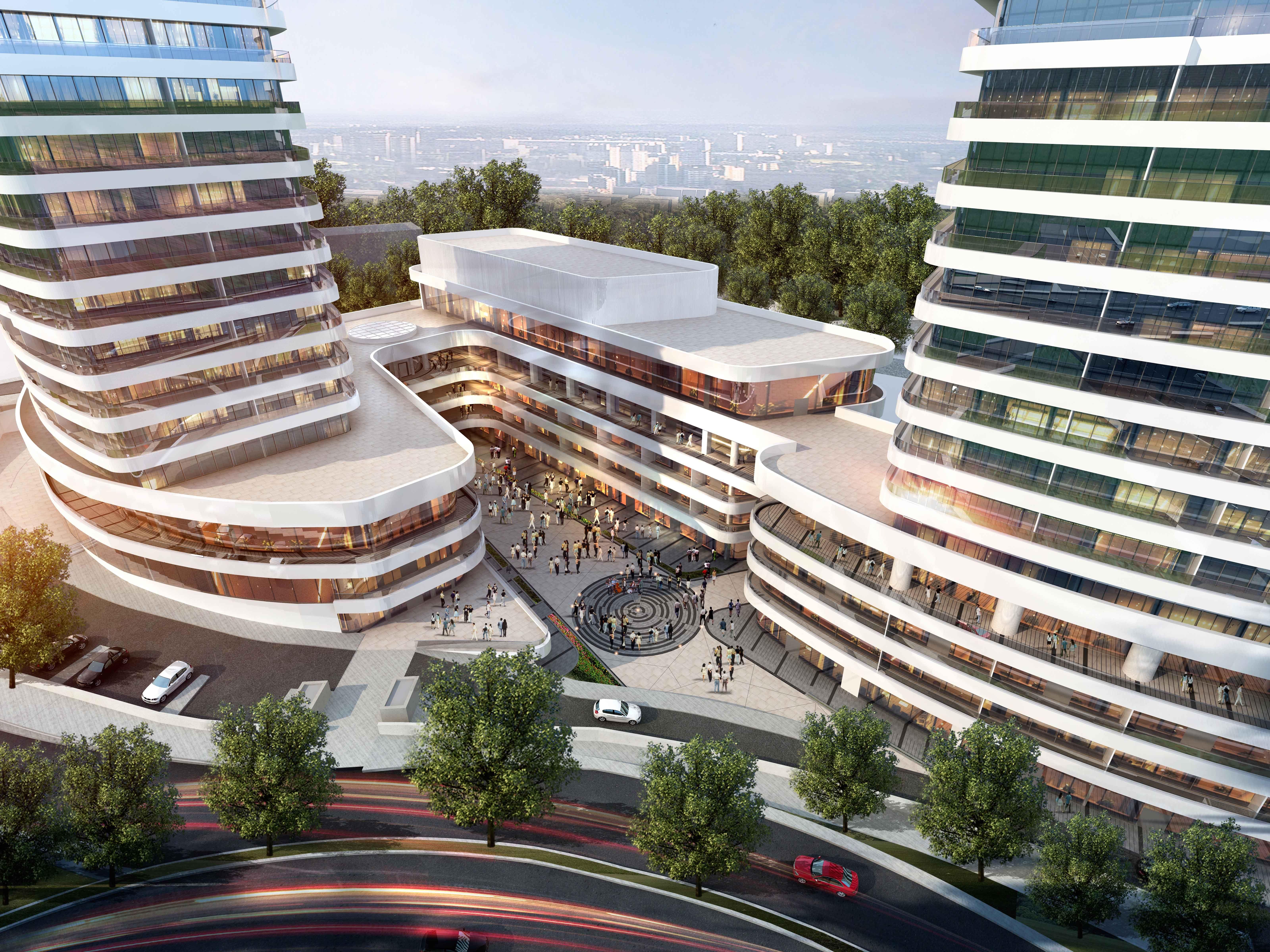TOGO Towers A Tasarım Mimarlık Ali Osman –ztürk