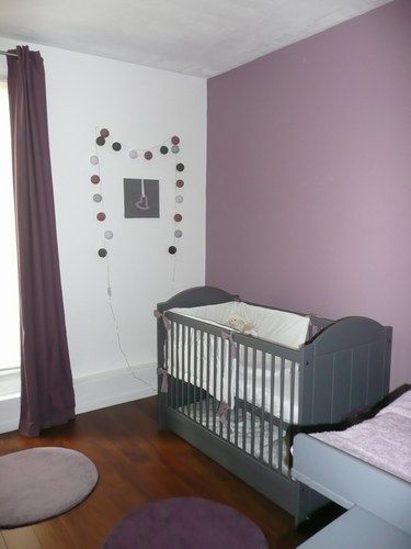 1000 images about salon on pinterest grey walls deco and sons - Chambre Couleur Parme