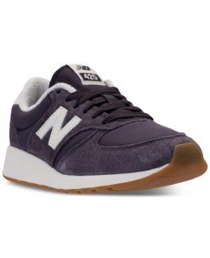 new balance 420 womens purple