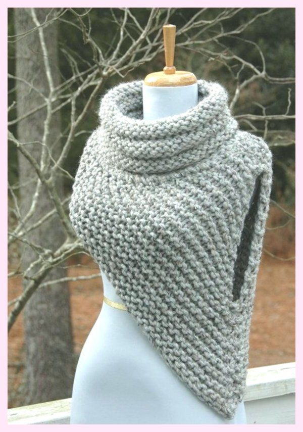 Der Neuen Baby Stricken (With images)   Katniss scarf ...