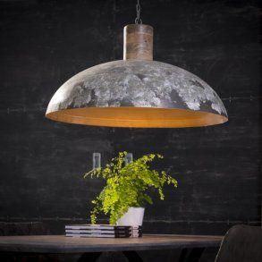 Loftslampe Patineret Kobber Industriel Lampe Dansk Dk Med Billeder Loftslampe Loftslamper Lamper