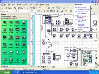 microsoft visio - Viso Microsoft