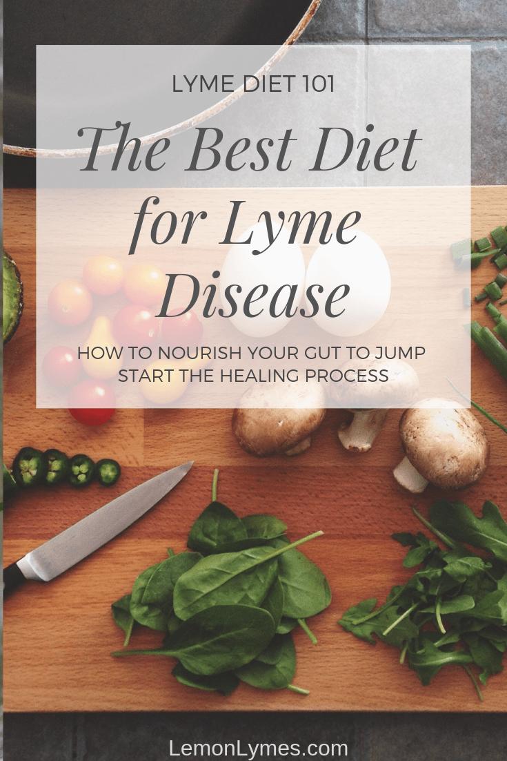 lyme disease best plant based diet