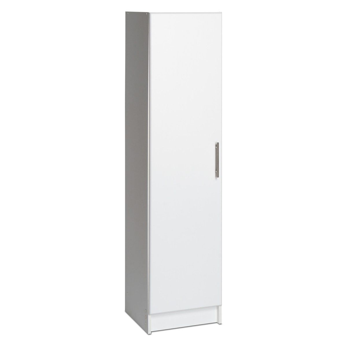 Elite 16 In Single Door Narrow Cabinet Narrow Cabinet Broom Cabinet Utility Storage Cabinet