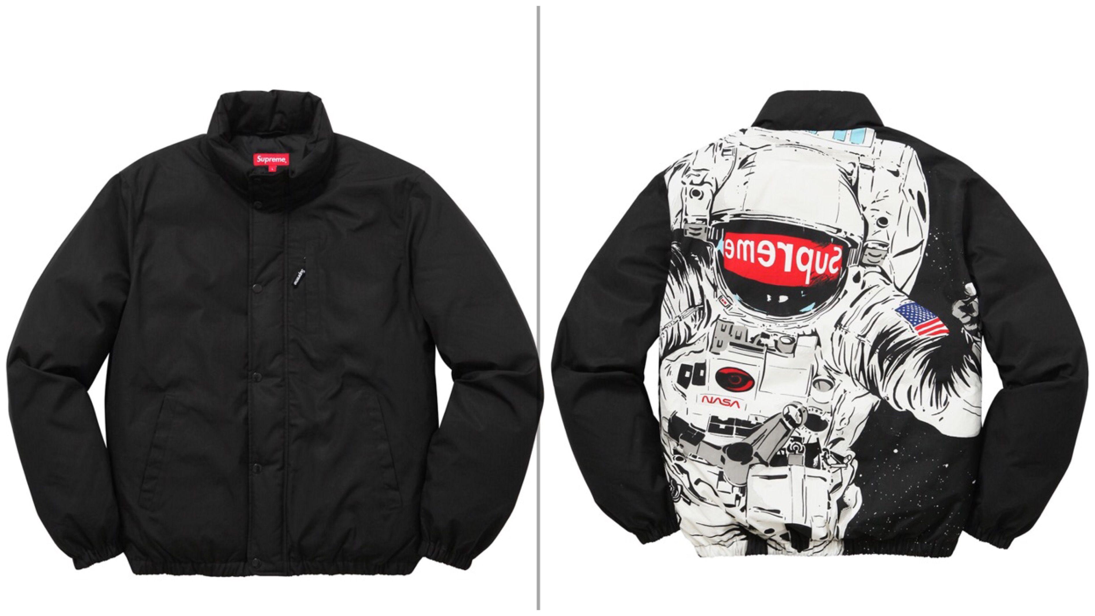 e8e94e85cfb7 Supreme Astronaut Puffy Jacket