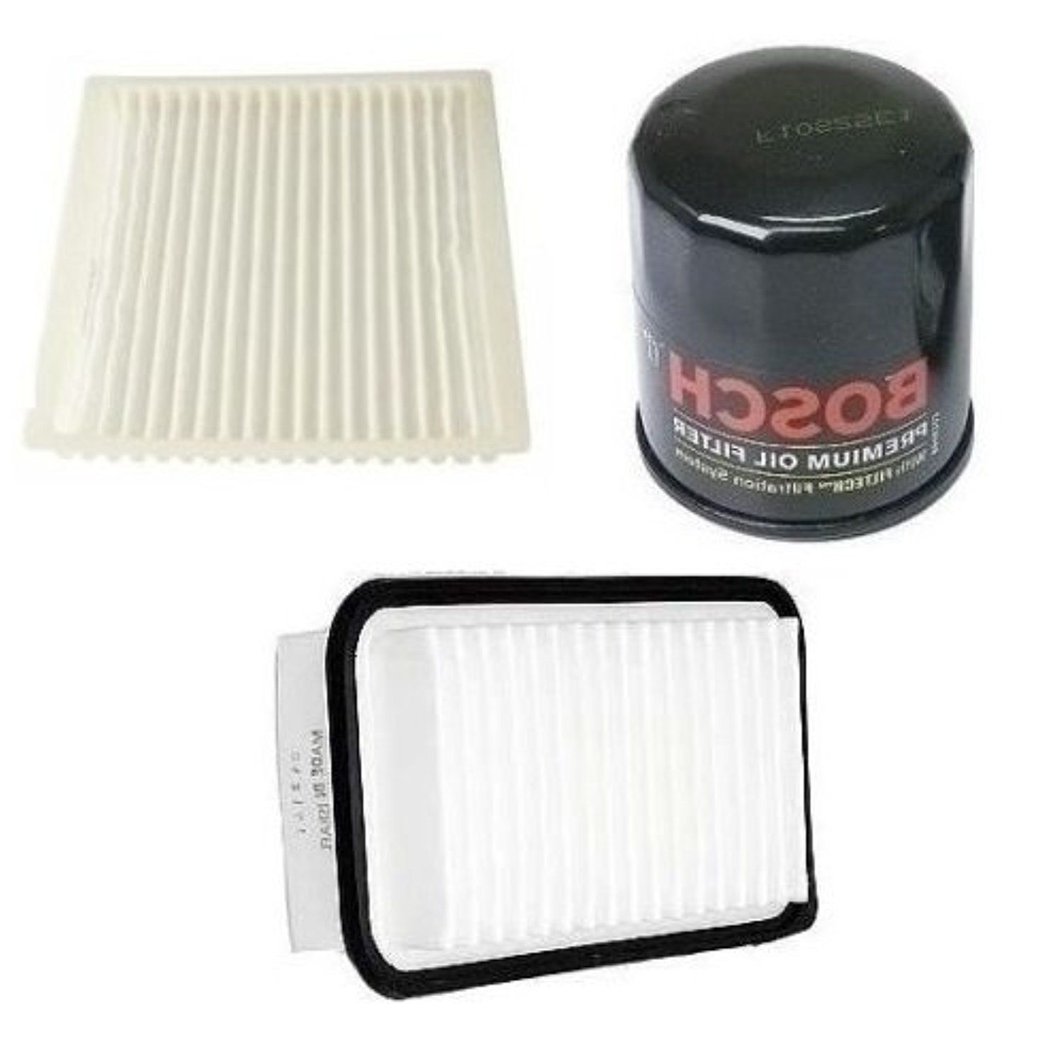 Opparts Bosch Oil Filter Cabin Air Filter Scion Xa 2004 2006 1 5l Base Hatchback Awesome Products Selected By Anna Ch Cabin Air Filter Oil Filter Scion Xb