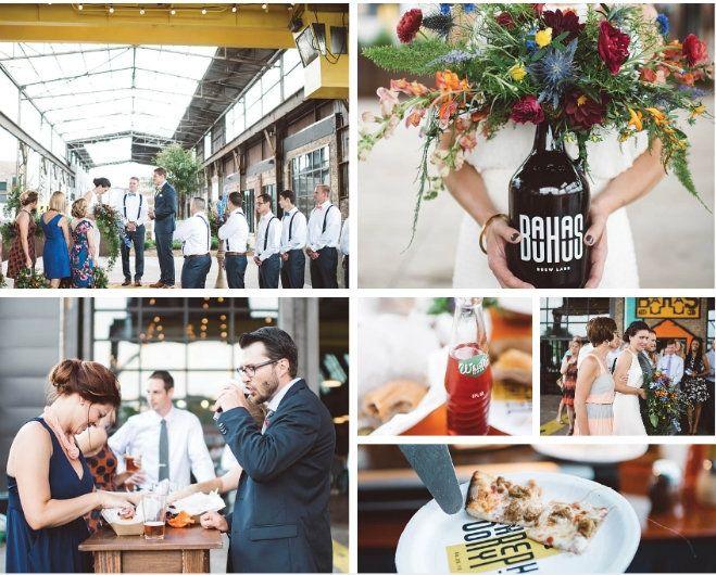 Minnesota Hop To It Brewery Wedding Venues