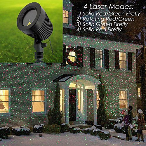 Modern Home Laser Light Projector 3d Holographic Dancing Light Show More Info Could Laser Lights Projector Christmas Lights Outside Laser Christmas Lights