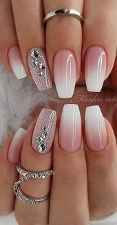 Photo of 53+ Sweet and Amazing Ombre Nails Summer Design Ideas Del 13, #balayagehairidea …