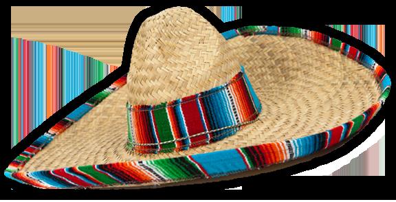 Sombrero For The Ninja Sombrero Mariachi Clip Art