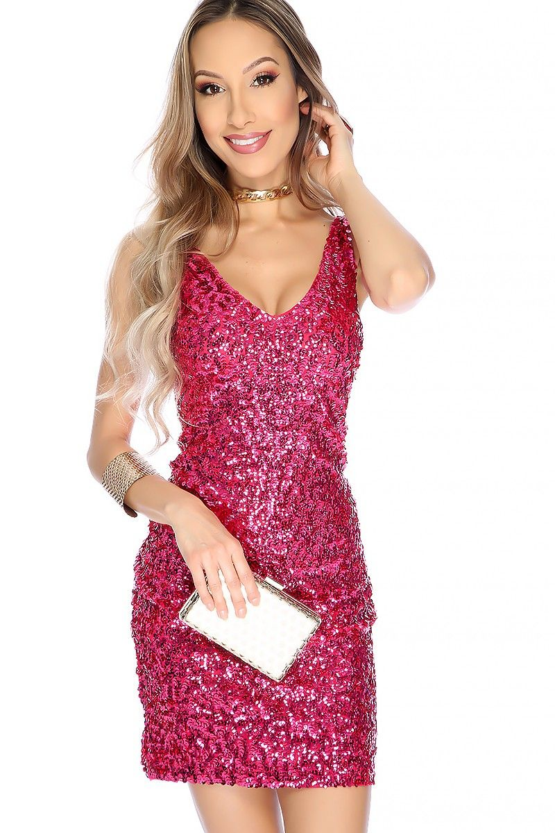 2c76b5fd062 Clubwear For Women · Bodycon Dress Parties · Sequins · Look sexy in this  cute dress for the holidays! Perfect to wear for the new