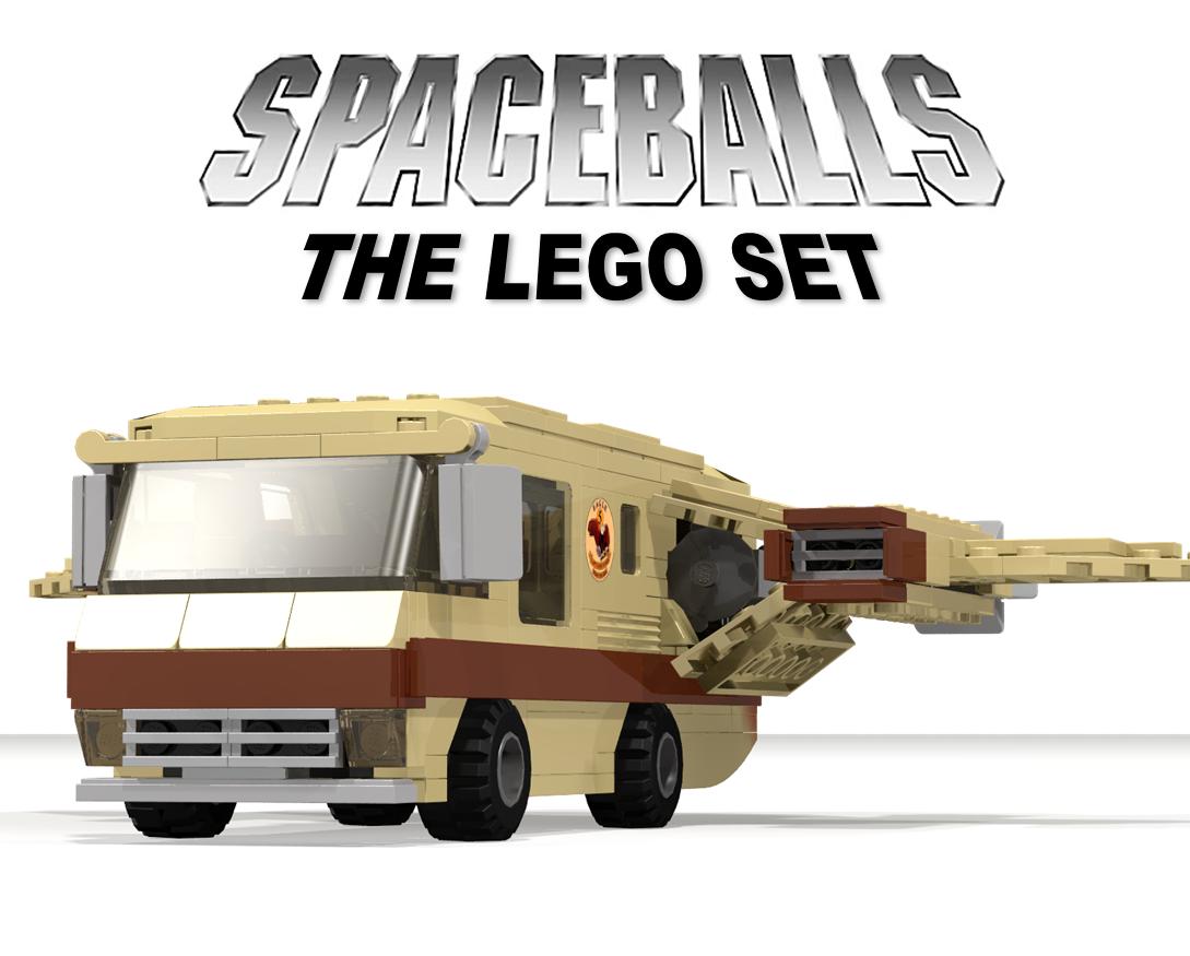 Let's Make 'Spaceballs: The LEGO Set' Happen! - The Assimilator – Forward.com