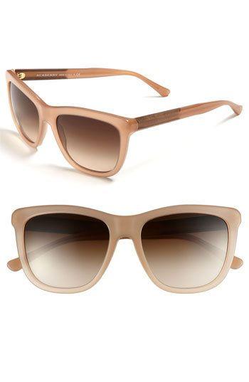 d86f7ebf208 Burberry Cat s Eye 55mm Sunglasses