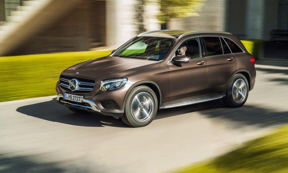 Mercedes GLC 2015, info, foto e prezzo