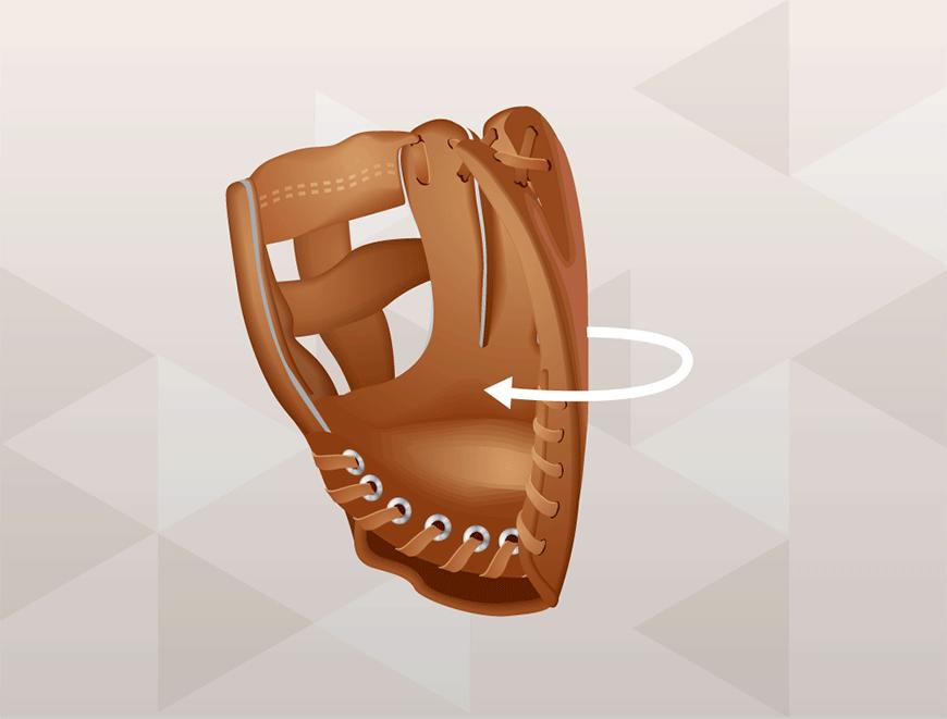 How To Break In A Baseball Glove Step By Step Guide Baseball Glove Gloves Best Gloves