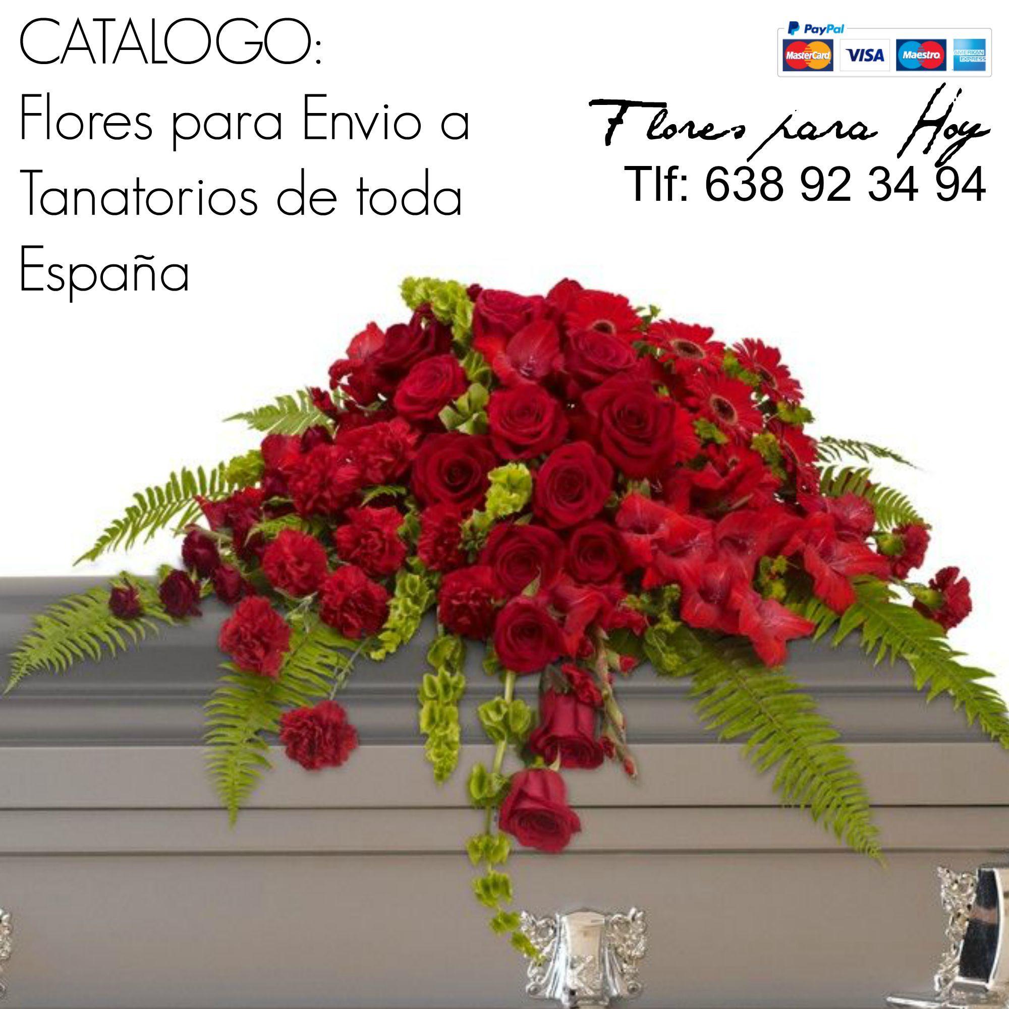 Httpfloresparahoyenviar Flores Funeral Tanatorios