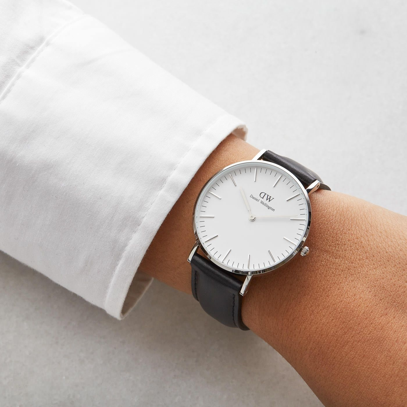 Daniel Wellington Classic Sheffield horloge DW00100053 (36 mm)
