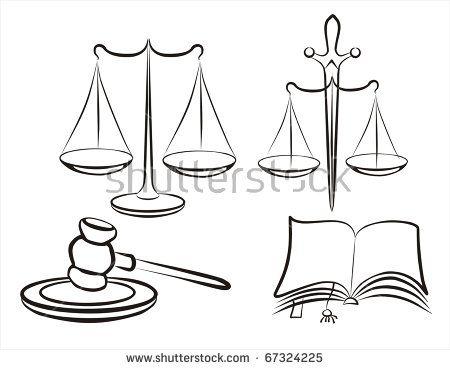 Libra Of Justice Judge Gavel Justice Symbols Law Concept Set Justice Tattoo Justice Symbol Scales Of Justice Tattoo
