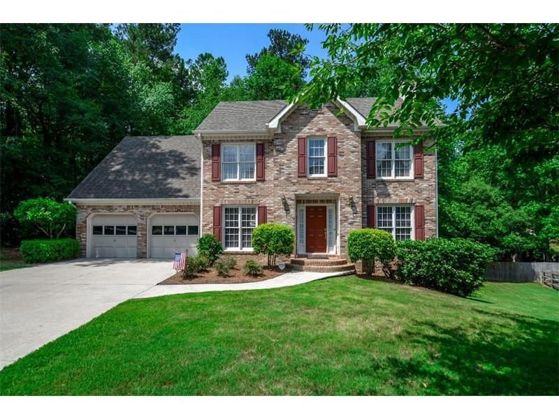 homes for sale in powder springs ga with basement