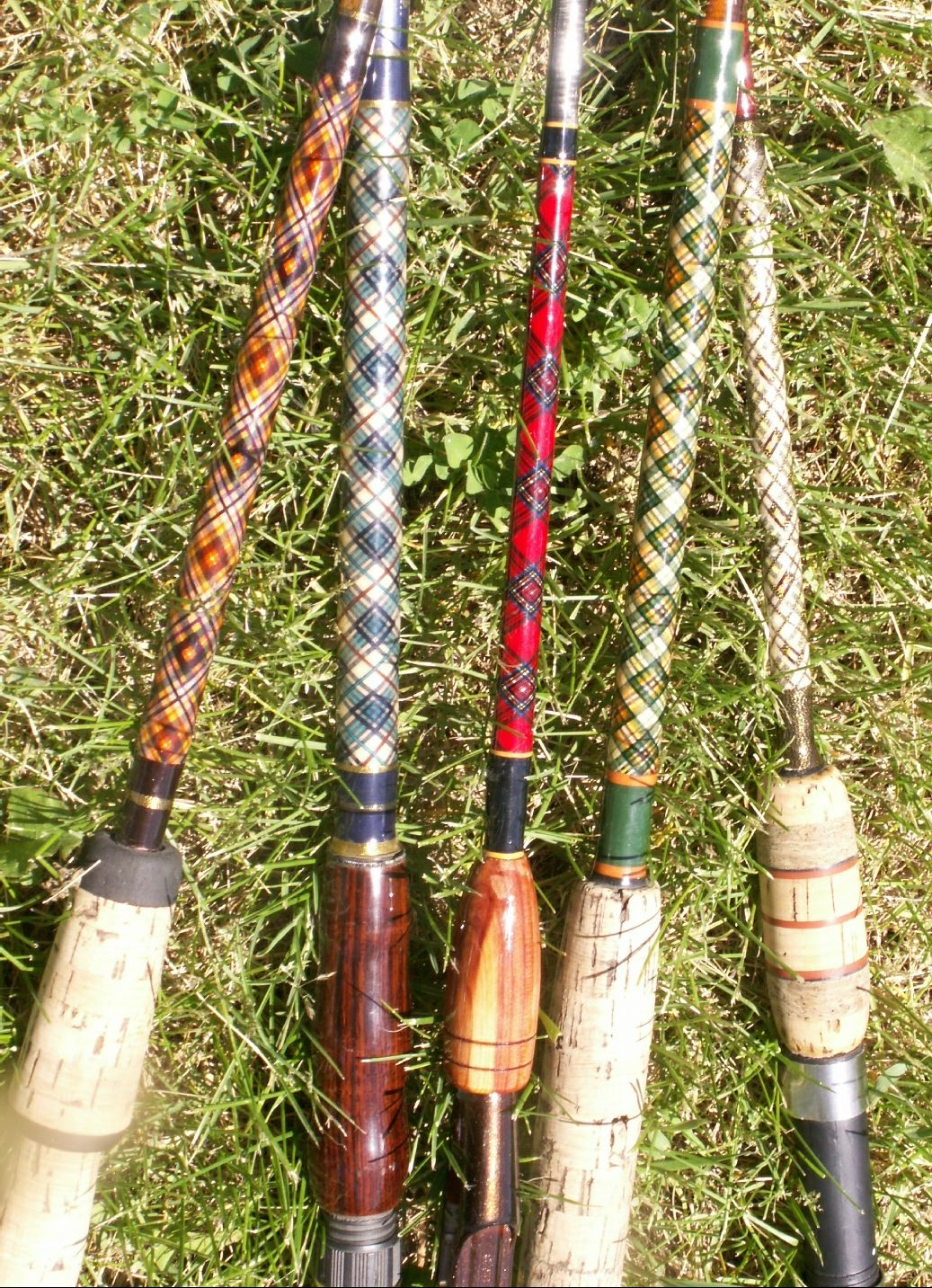 Build and customize your very own fishing rod great