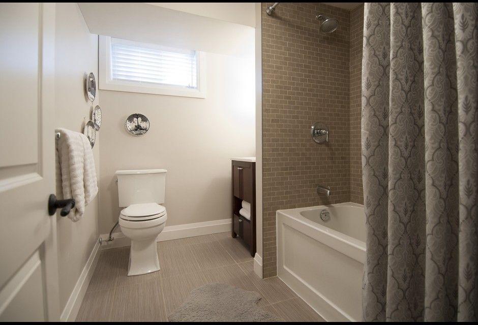 Income Property Bathroom Ideas Small Basement Bathroom