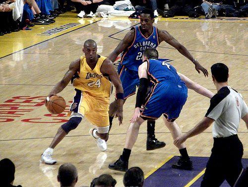 Kobe is back! Black Mamba :-) #Basket #Nba
