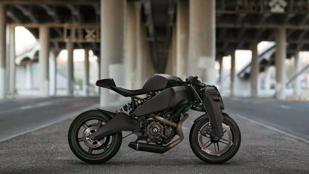 Ronin motorcycles .the 47