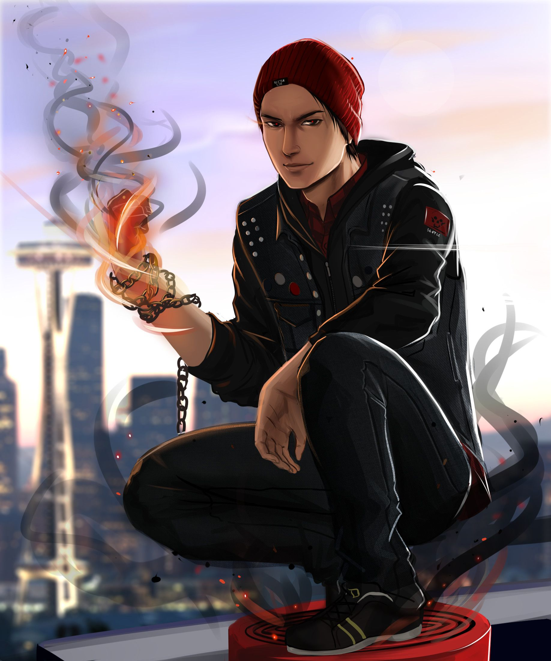 nycolaspedrodelsin.jpg (1836×2200) Infamous second son