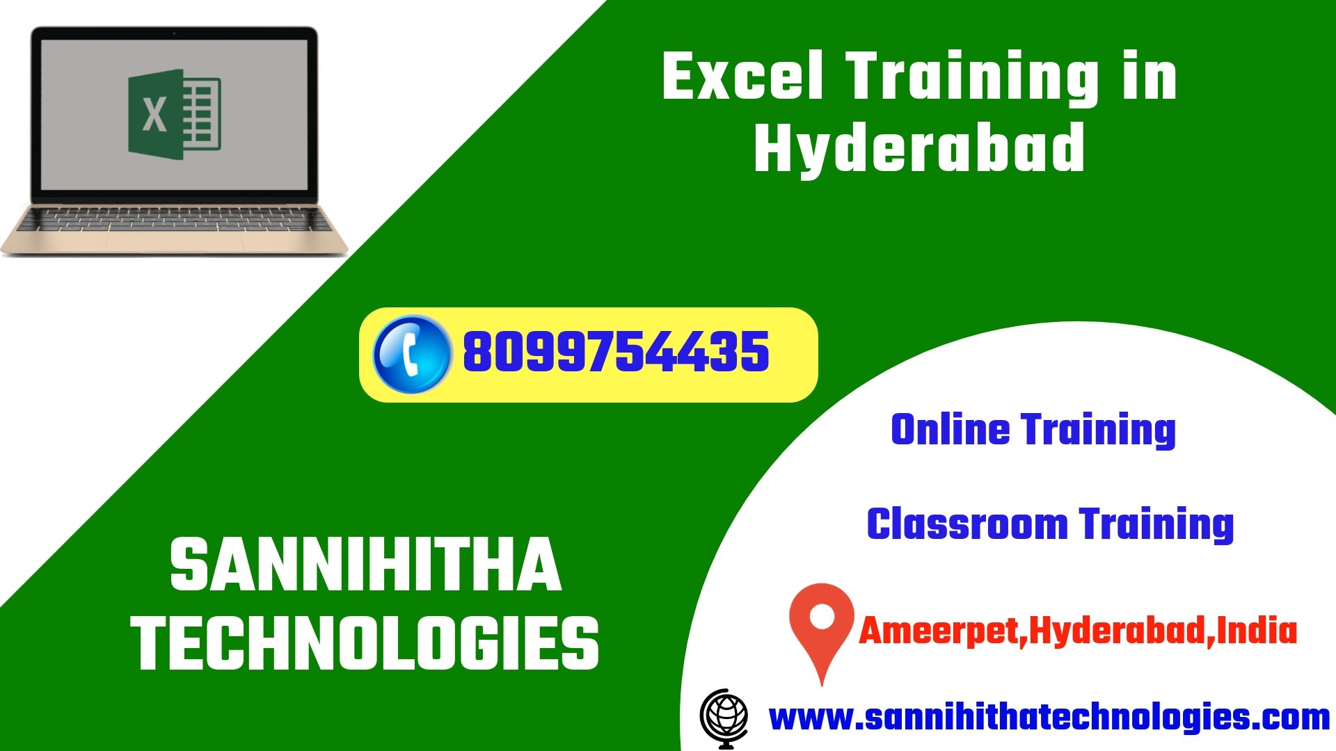 Pin by Sannihitha Technologies on Advanced Excel Training in