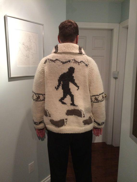 Sasquatch Sweater