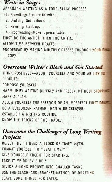 Pin By April Michael On Prewriting Drafting Writing As A Process