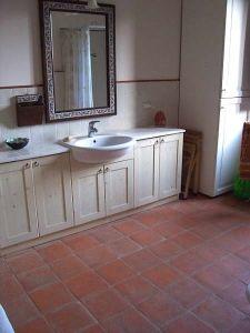 Terracotta Bathroom Floor Google Search