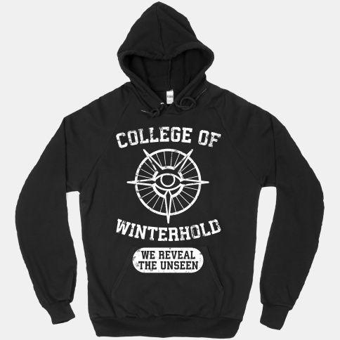 7f04fab6 College Of Winterhold Pride Skyrim Merch, Skyrim Clothes, Skyrim Jewelry,  Skyrim Game,