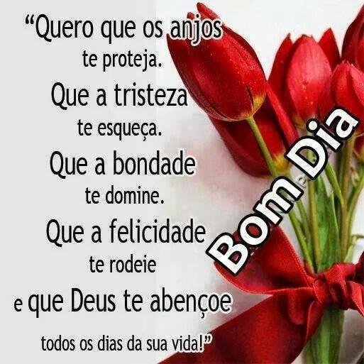 Deus Abencoe Bom Dia Good Morning Quotes E Love