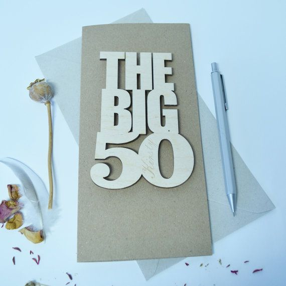 50th Birthday Card Husbands 50th Birthday Card For Sons 50th Etsy 50th Birthday Cards Birthday Cards For Men Birthday Cards For Son