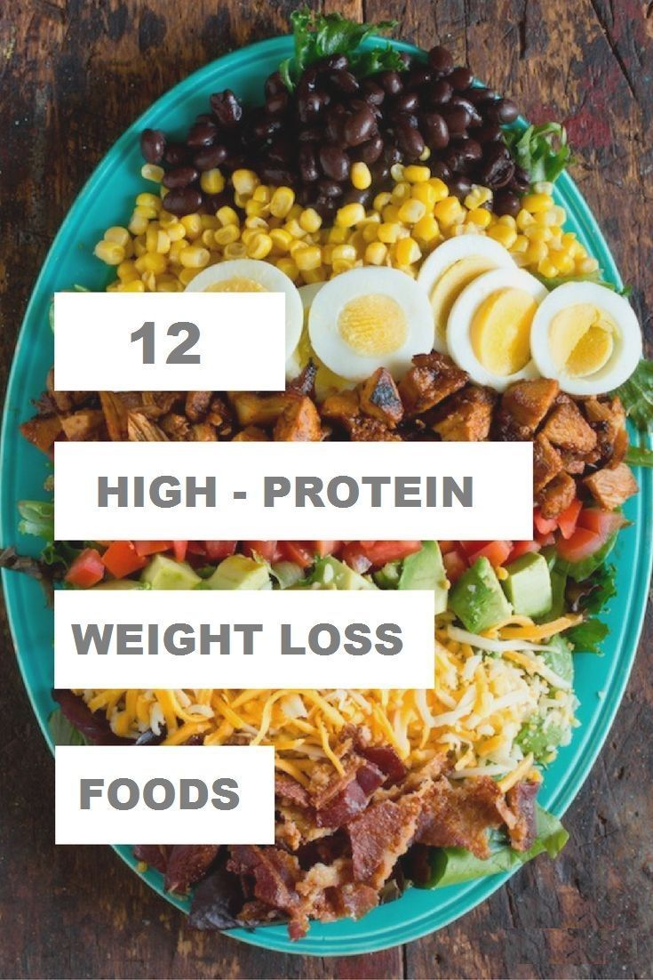Pin on High Protein Foods List for Weight Loss