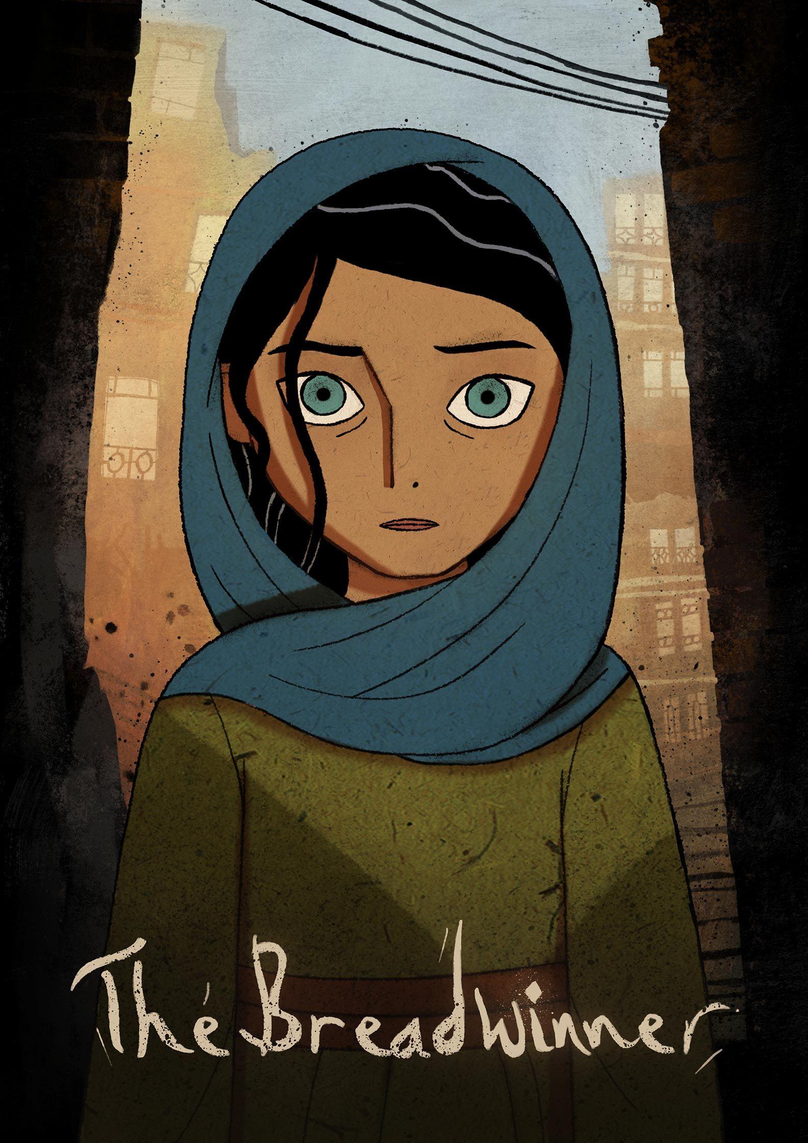 THE BREADWINNER Nora Twomey Cartoon, Animation