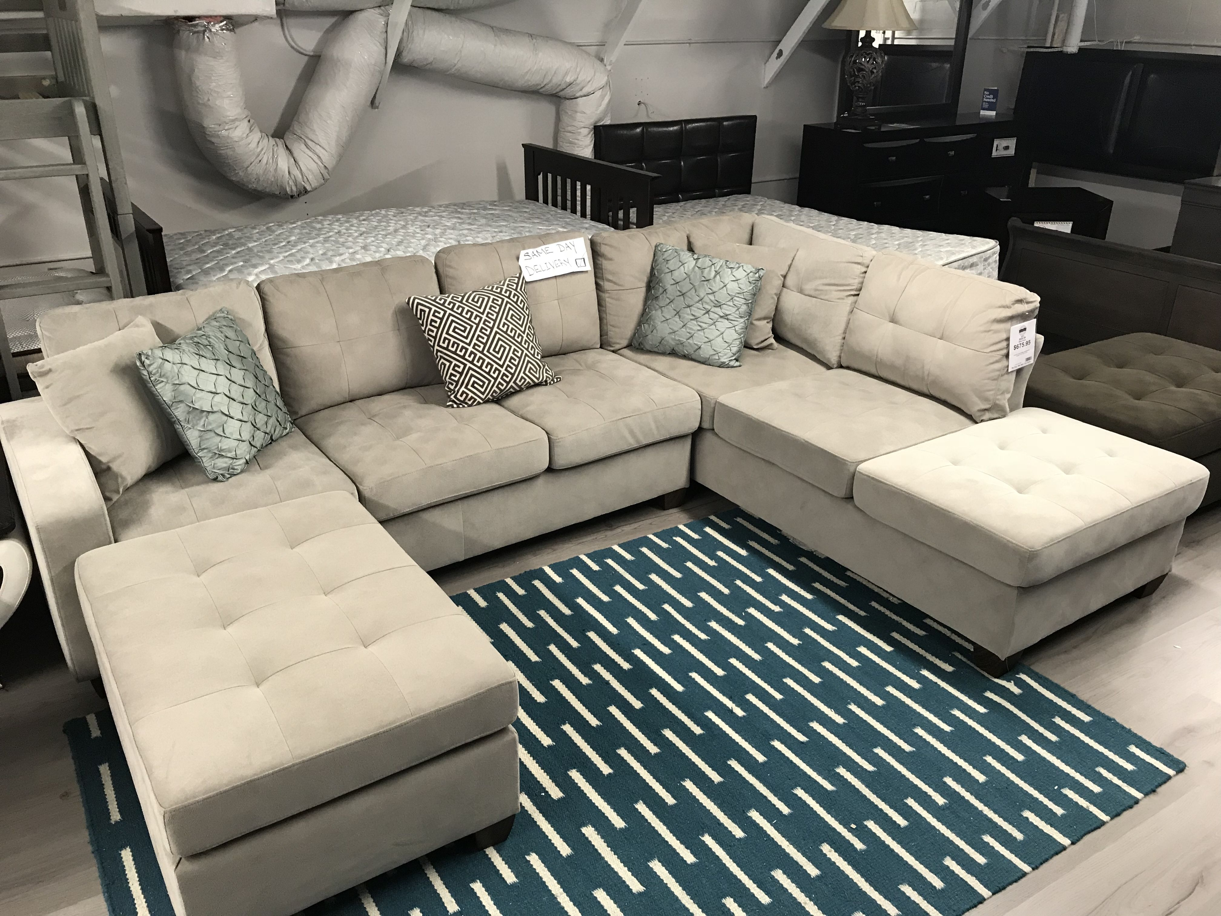 Light Grey Sofa Sectional Orlando Furniture Exchange - Lounge Sofa Orlando