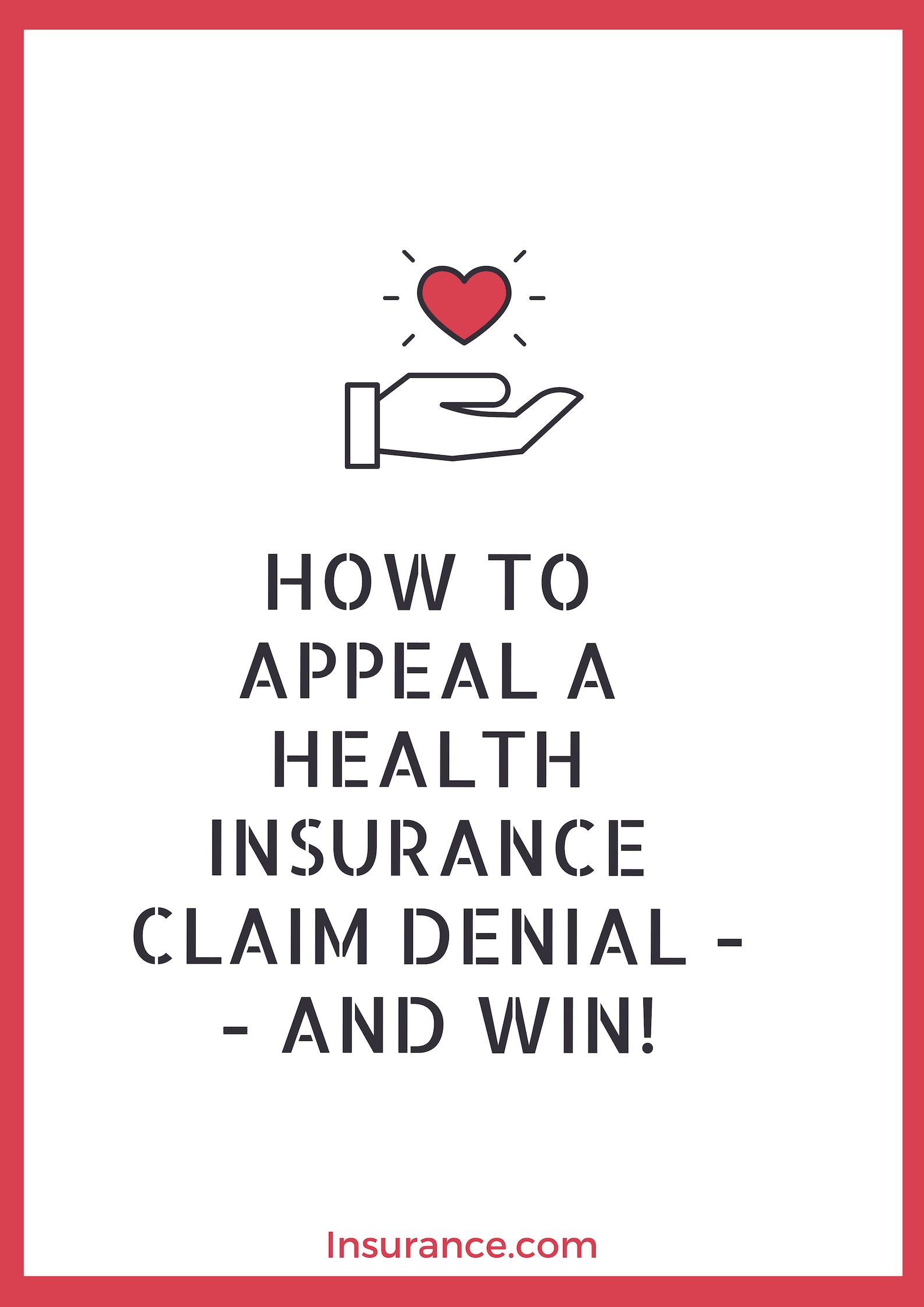 How To Appeal A Health Insurance Claim Denial And Win Health