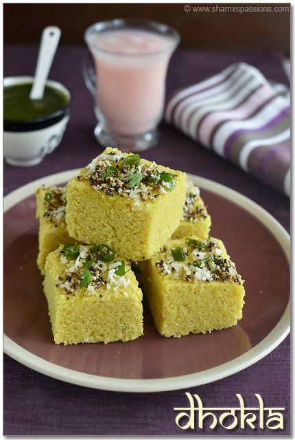 Dhokla recipe gujarati khaman dhokla easy recipes and snacks dhokla recipe gujarati khaman dhokla forumfinder Images