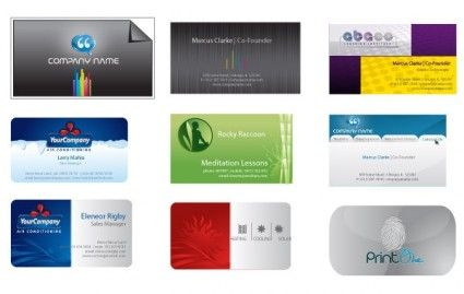 Business card templates stuff to buy pinterest card templates business card templates wajeb Gallery